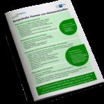 Broschuere Beispielhafte Netzwerkthemen